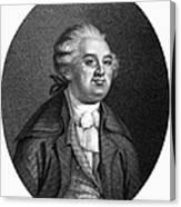 Louis Xvi (1754-1793) Canvas Print