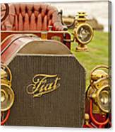 1905 Fiat 60hp Quimby Touring Canvas Print