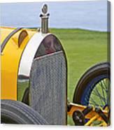 1914 Mercer Model 45 Race Car Grille Canvas Print