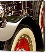 1919 Mcfarlan Type 125 Touring Engine Canvas Print