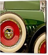 1919 Mcfarlan Type 125 Touring Canvas Print