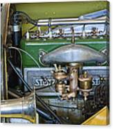 1919 Stutz Bearcat Special Engine Canvas Print