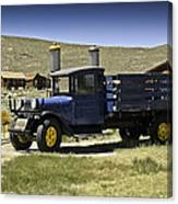1927 Dodge Graham Bodie Ca Canvas Print