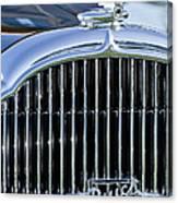1932 Buick Series 60 Phaeton Grille Canvas Print