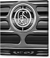 1932 Cadillac Lasalle Emblem 2 Canvas Print