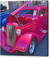 1934 Chevy Coupe Canvas Print