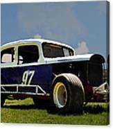 1934 Ford Stock Car Canvas Print