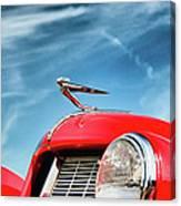 1935 Auburn Speedster  6892 Canvas Print