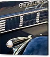 1935 Reo Speed Wagon 6ap Pickup  Canvas Print