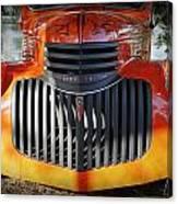 1936 Chevrolet Pickup Truck Canvas Print