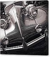 1939 Buick Eight Canvas Print