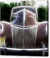 1939 Ford Deluxe Canvas Print