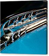 1939 Plymouth Deluxe P8 Canvas Print