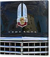 1941 Cadillac Grill Canvas Print