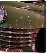 1942 Chrysler Royal Business Coupe Canvas Print