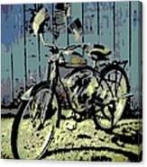1947 Whizzer Canvas Print