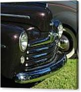 1948 Ford Super Deluxe Canvas Print