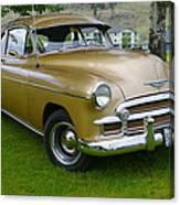 1950 Chevrolet Canvas Print