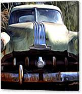 1950 Pontiac  Canvas Print