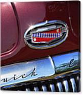 1951 Buick Eight Canvas Print