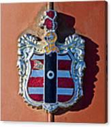 1952 Dodge Emblem Canvas Print