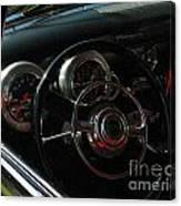 1953 Mercury Monterey Dash Canvas Print