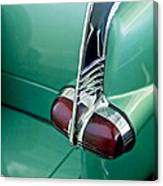 1953 Packard Caribbean Convertible Taillight Canvas Print
