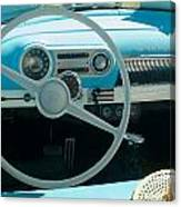 1954 Chevy Flo Abel Canvas Print
