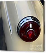 1954 Ford Customline Tail Light Canvas Print
