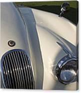 1954 Jaguar Xk 120 Se Roadster Canvas Print