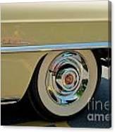 1955 Cadillac 2 Canvas Print