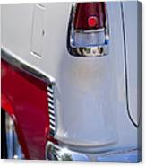 1955 Chevrolet 210 Taillight Canvas Print