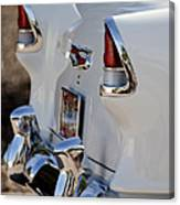 1955 Chevrolet 210 Taillights Canvas Print
