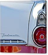 1955 Ford Fairlane Fordomatic Taillight Canvas Print