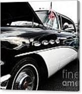 1956 Buick Century Profile 2 Canvas Print
