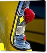 1956 Chevrolet Belair Taillight Canvas Print