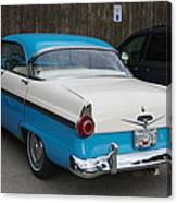 1956 Ford Fairlane Canvas Print