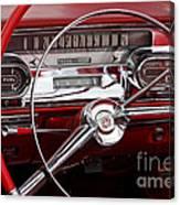 1957 Dash Canvas Print