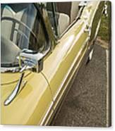 1957 Ford Fairlane 500 Skyliner Retractable Hardtop Convertible Canvas Print