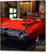 1959 Cadillac Convertible - 7d17376 Canvas Print