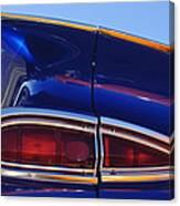 1959 Chevrolet El Camino Taillight Canvas Print
