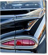 1959 Chevrolet Taillight Canvas Print