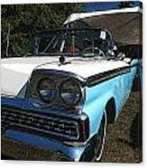 1959 Ford Fairlane Canvas Print