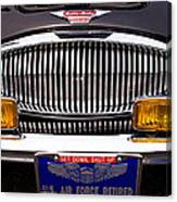 1962 Austin Healey 3000 Mkii Canvas Print