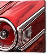 1963 Ford Galaxie 500 Canvas Print