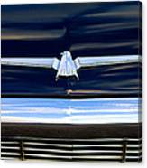 1964 Ford Thunderbird Emblem Canvas Print