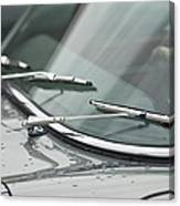 1965 Jaguar E-type Roadster Wipers Canvas Print