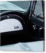 1966 Chevrolet Corvette 7 Canvas Print