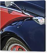 1966 Volkswagen Vw Bug Canvas Print