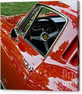 1967 Ferrari 275 Gtb4 Coupe Canvas Print